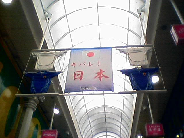 キバレ!ニッポン!