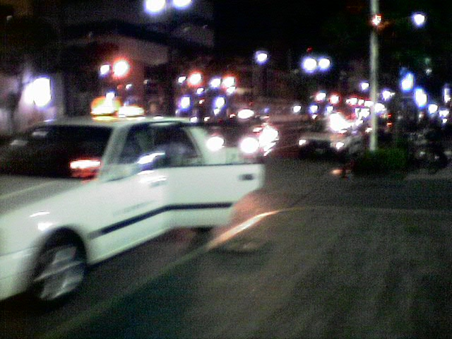タクシーの不思議